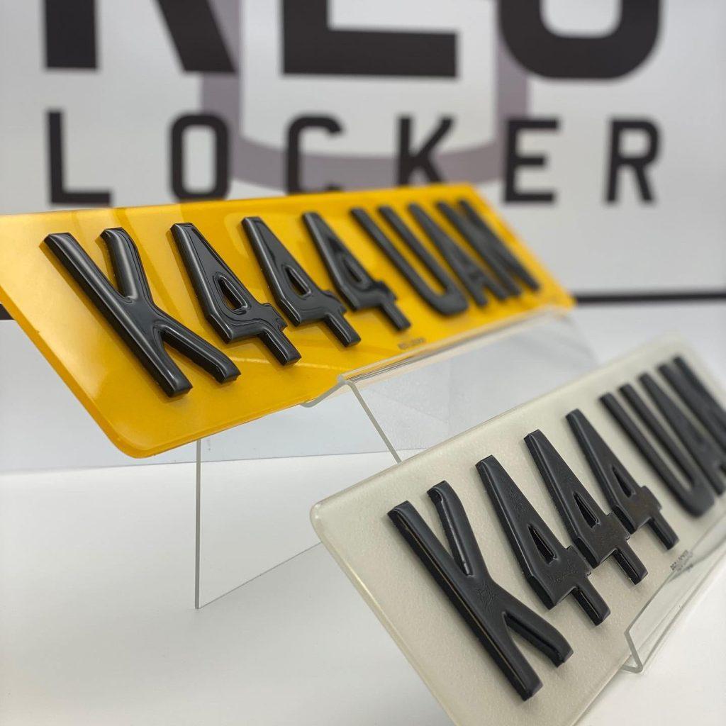Top Registration Number plates